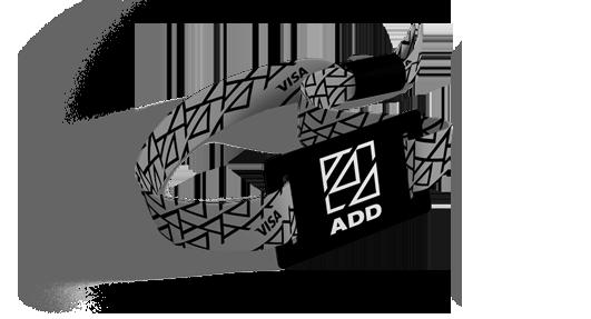 ADD 18 wristband